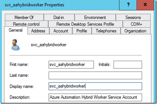 Trigger Azure AD Connect Sync Scheduler with Azure Automation