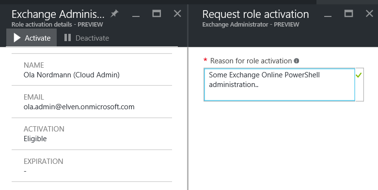 How to enable Azure MFA for Online PowerShell Modules that