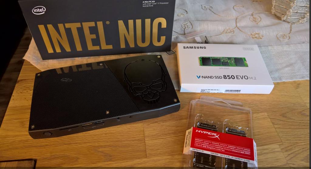 Intel NUC | GoToGuy Blog