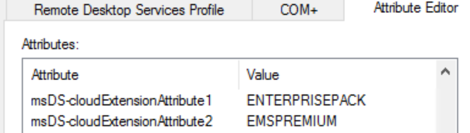 Assign EMS License with Azure AD v2 PowerShell and Dynamic