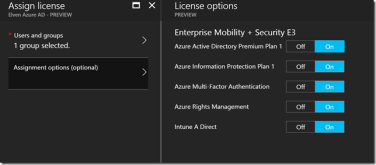 Get Started with Group Based Licensing in the Azure AD