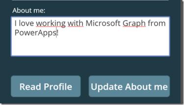 Access Microsoft Graph API using Custom Connector in