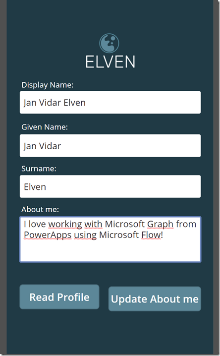 Access Microsoft Graph API using Custom Connector in PowerApps and