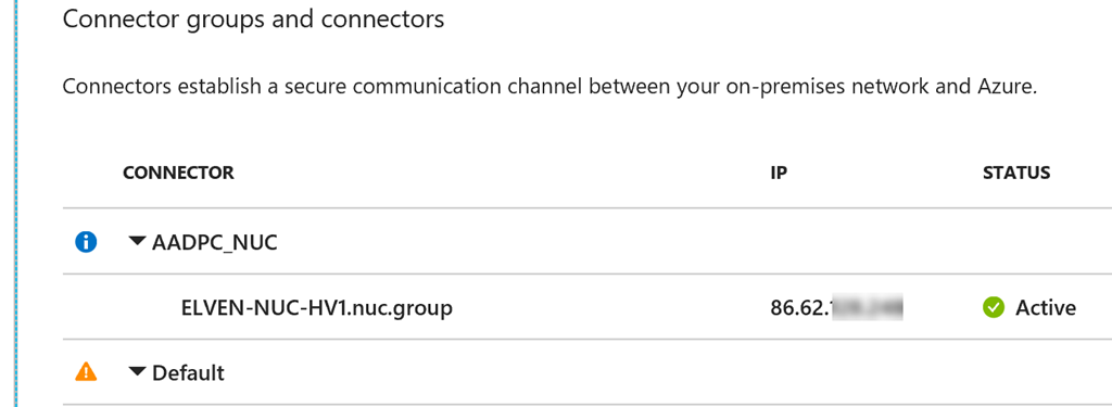 Install & Register Azure AD Application Proxy Connector on Windows