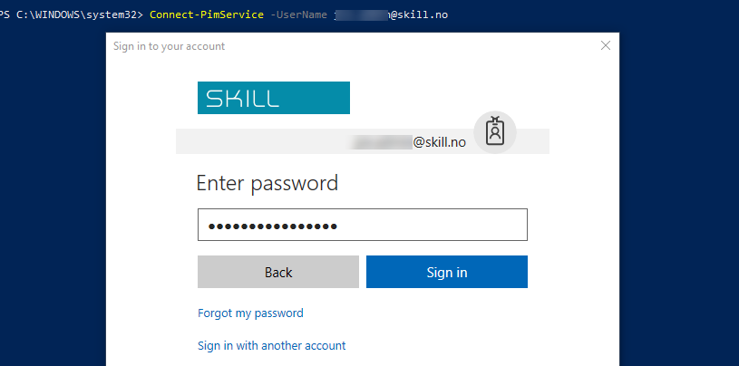 Getting started with Azure AD PIM PowerShell Module