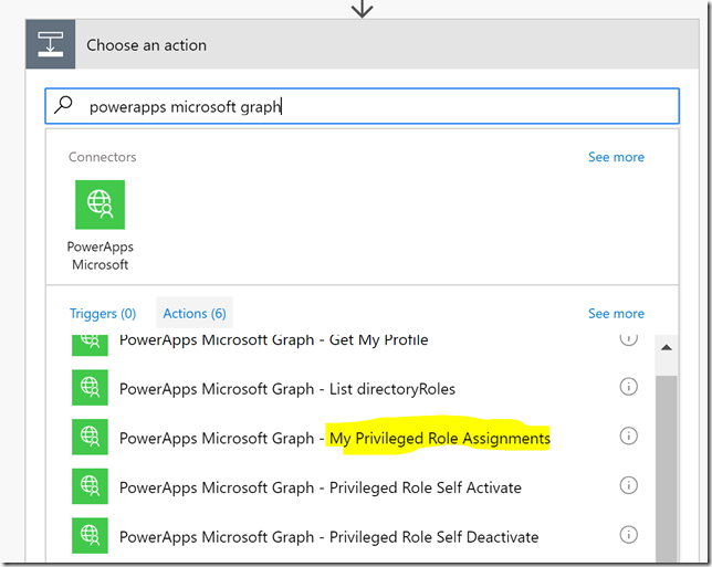 Create your own Azure AD PIM App with PowerApps and Flow