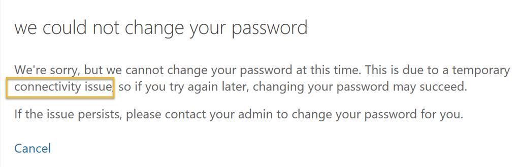 Self-Service Password Reset | GoToGuy Blog