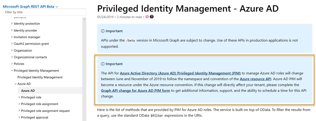 How to Use Azure AD Privileged Identity Management